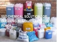 AUTOMATIC SSD CHEMICAL SOLUTION AND ACTIVATION POWDER FOR CLEANING BLACK MONEY AVAILABLE