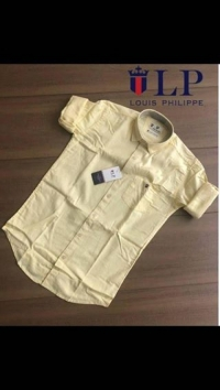 Branded cotton shirts