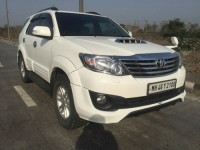 2013 Toyota fortuner automatic