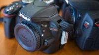 Canon EOS Rebel T6 DSLR Camera with 18-55mm II Lens. (2 LENSES)
