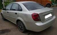 Chevrolet Optra 2005 petrol and CNG