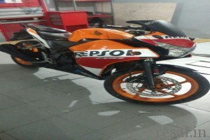 CBR250R Repsol edition for sale