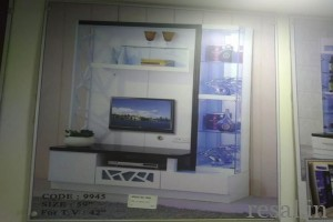TV DISPLAY UNIT  NEW